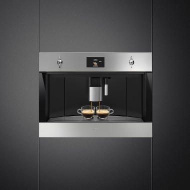 Smeg Classic aesthetic line Buil-in coffee machine