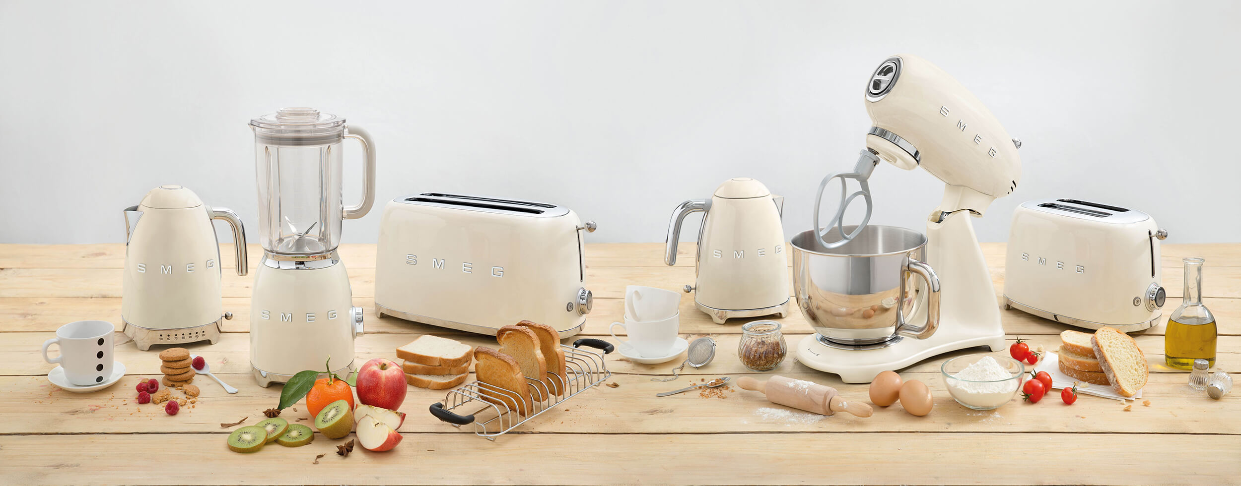 Smeg small domestic appliances